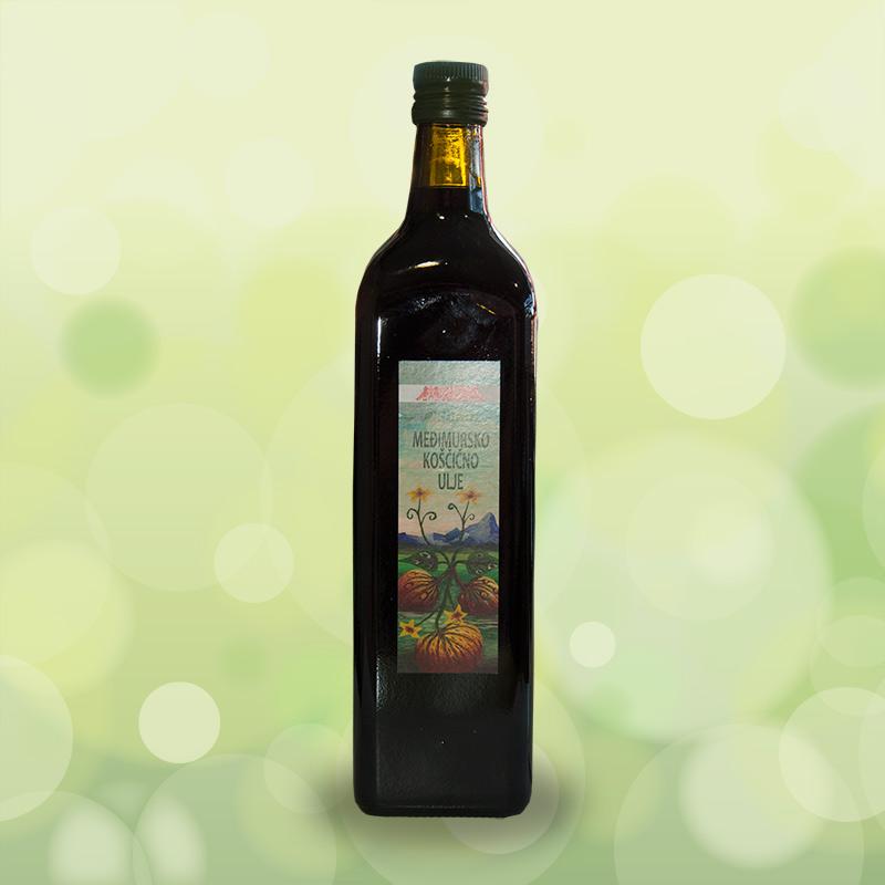 Međimursko koščično ulje - 1L