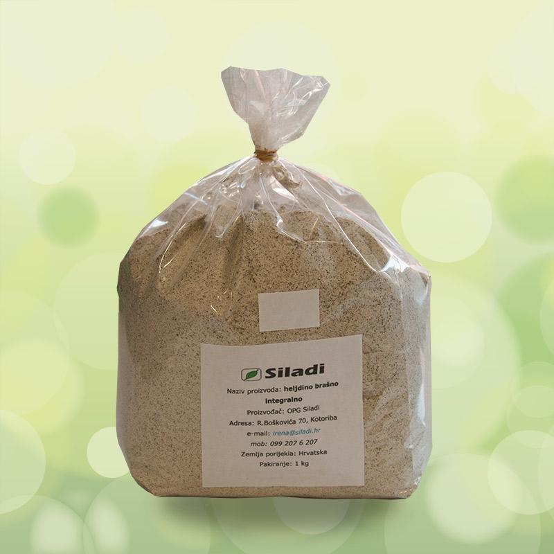 Heljdino integralno brašno - 1kg