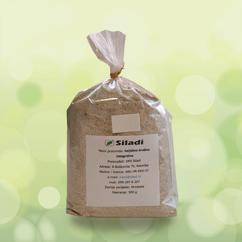 Heljdino integralno brašno - 500g