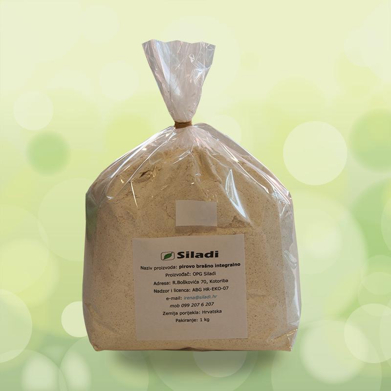Pirovo integralno brašno - 1kg