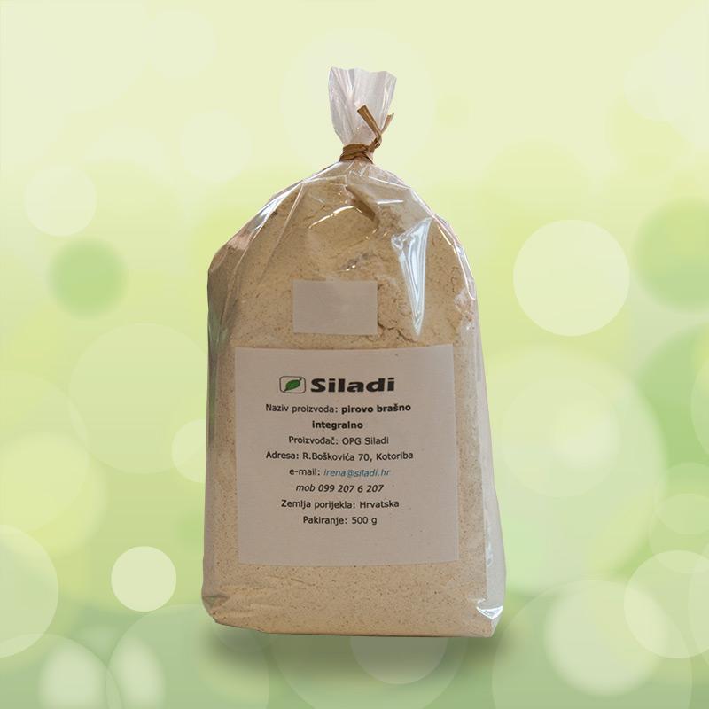 Pirovo integralno brašno - 500g