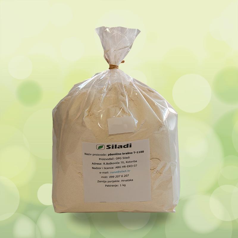 Pšenično brašno T-1100 - 1kg