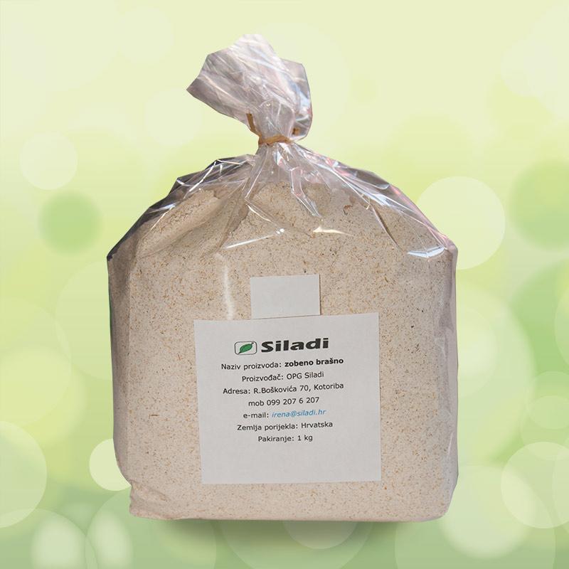 Zobeno brašno - 1kg