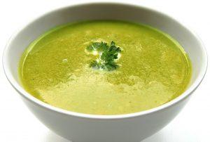 Koščično ulje juha